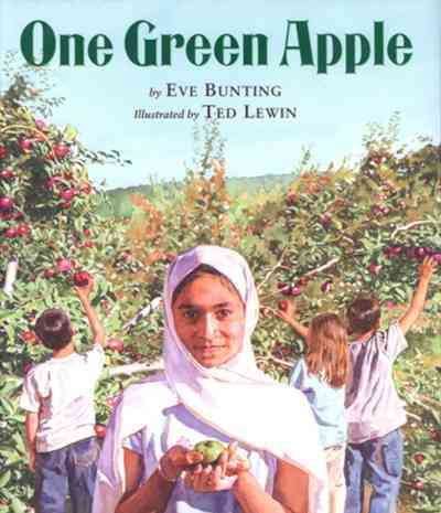 One Green Apple By Bunting, Eve/ Lewin, Ted (ILT)